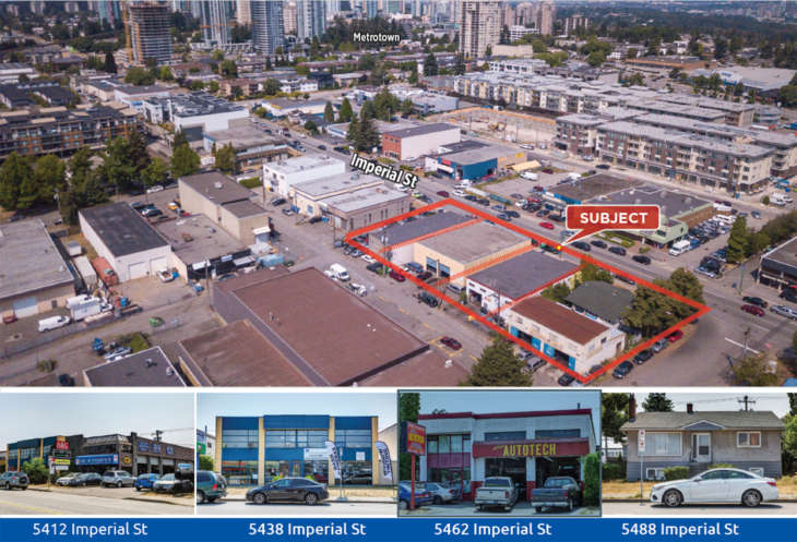 Commercial Property For Sale Burnaby
